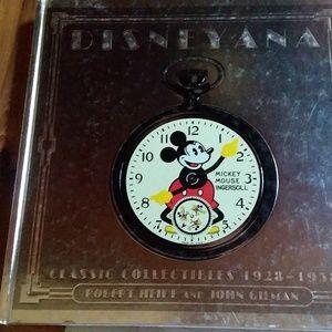 Collectible Disneyana Hardback book